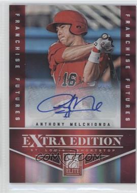 2012 Elite Extra Edition Franchise Futures Signatures [Autographed] #87 - Anthony Melchionda /791