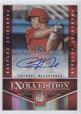 2012 Elite Extra Edition Franchise Futures Signatures [Autographed] #87 - Anthony Melchionda /791