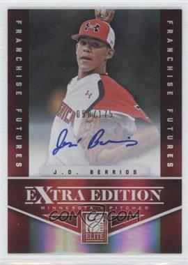 2012 Elite Extra Edition Franchise Futures Signatures [Autographed] #88 - J.O. Berrios /175