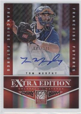 2012 Elite Extra Edition Franchise Futures Signatures [Autographed] #91 - Tom Murphy /371