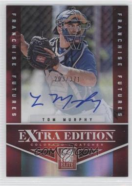 2012 Elite Extra Edition Franchise Futures Signatures [Autographed] #91 - Tom Murphy /371