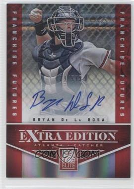 2012 Elite Extra Edition Franchise Futures Signatures [Autographed] #92 - Bryan De La Rosa /779
