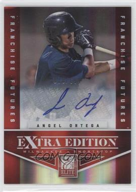 2012 Elite Extra Edition Franchise Futures Signatures [Autographed] #93 - Angel Ortega /699
