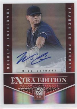 2012 Elite Extra Edition Franchise Futures Signatures [Autographed] #95 - Will Clinard /790