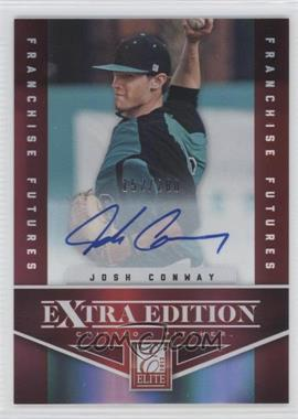 2012 Elite Extra Edition Franchise Futures Signatures [Autographed] #99 - Josh Conway /280
