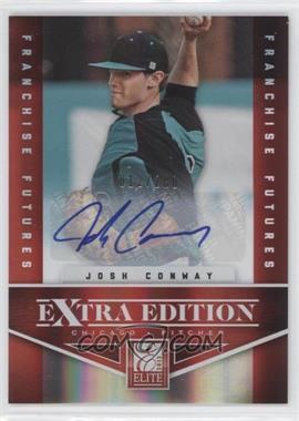 2012 Elite Extra Edition Franchise Futures Signatures [Autographed] #99 - Josh Conway /280