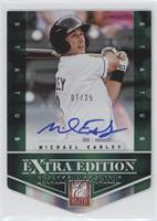 Michael Earley /25