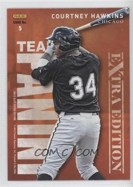 2012 Elite Extra Edition Team Panini #5 - Courtney Hawkins, David Dahl