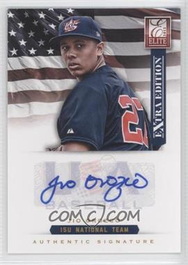 2012 Elite Extra Edition USA Baseball 15U Team Signatures #15 - Jio Orozco /125