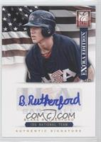 Blake Rutherford /125