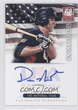 2012 Elite Extra Edition USA Baseball 18U Team Signatures #DN - Dom Nunez /299