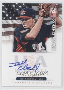2012 Elite Extra Edition USA Baseball 18U Team Signatures #IC - Ian Clarkin /299