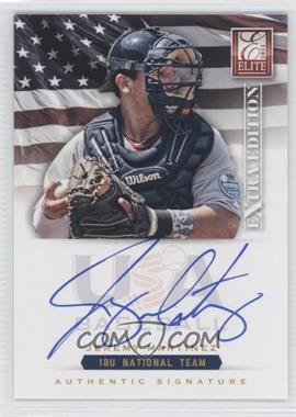 2012 Elite Extra Edition USA Baseball 18U Team Signatures #JM - Jeremy Martinez /299