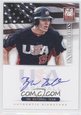 2012 Elite Extra Edition USA Baseball 18U Team Signatures #RB - Ryan Boldt /299