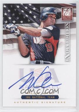 2012 Elite Extra Edition USA Baseball 18U Team Signatures #WA - Willie Abreu /299