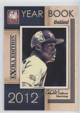2012 Elite Extra Edition Yearbook #3 - Addison Russell