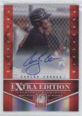 2012 Elite Extra Edition #101 - Carlos Correa /470
