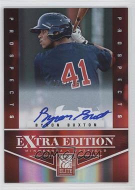 2012 Elite Extra Edition #102 - Byron buxton /599