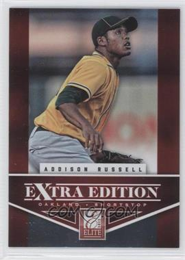 2012 Elite Extra Edition #1.2 - Addison Russell (short print)