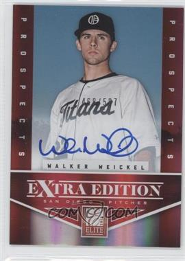 2012 Elite Extra Edition #129 - Walker Weickel /597