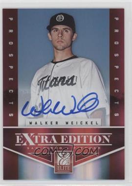 2012 Elite Extra Edition #129 - Walker Weickel /597