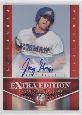2012 Elite Extra Edition #131 - Joey Gallo /498
