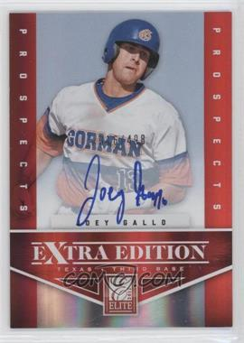 2012 Elite Extra Edition #131 - Joey Gallo /498