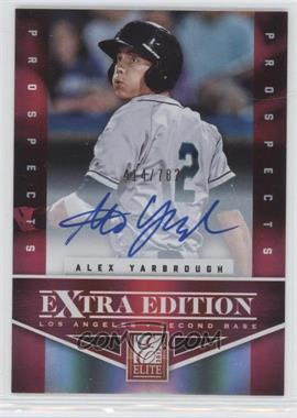 2012 Elite Extra Edition #133 - Alex Yarbrough /782