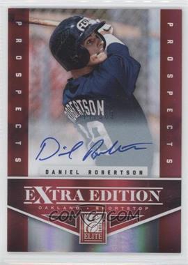 2012 Elite Extra Edition #136 - Daniel Robertson /589