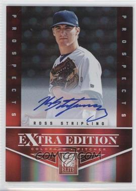2012 Elite Extra Edition #144 - Ross Stripling /760