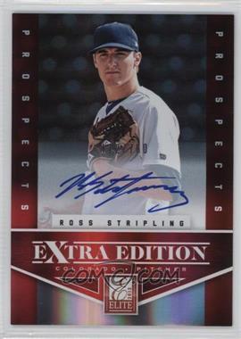 2012 Elite Extra Edition #144 - Ross Stripling /760