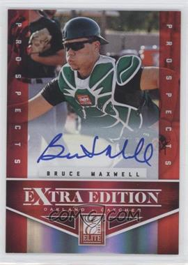 2012 Elite Extra Edition #145 - Bruce Maxwell /641