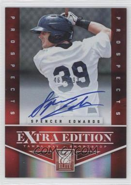 2012 Elite Extra Edition #154 - Spencer Edwards /793