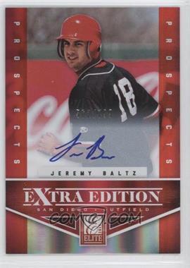 2012 Elite Extra Edition #156 - Jeremy Baltz /799