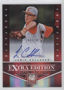 2012 Elite Extra Edition #161 - Jamie Callahan /766