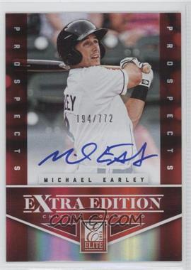 2012 Elite Extra Edition #171 - Michael Earley /772