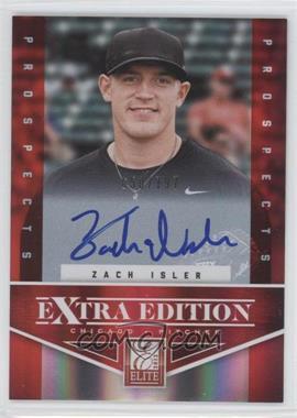 2012 Elite Extra Edition #177 - Zach Isler /797