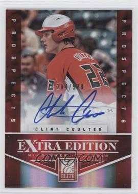 2012 Elite Extra Edition #187 - Clint Coulter /528
