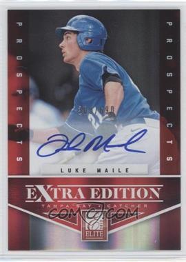 2012 Elite Extra Edition #198 - Luke Maile /690