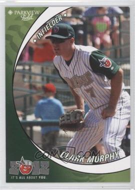 2012 Grandstand Fort Wayne TinCaps #N/A - Clark Murphy