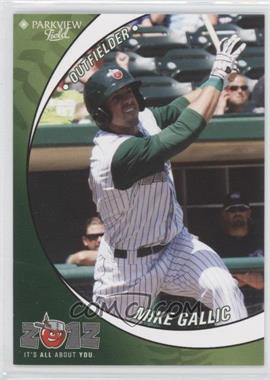 2012 Grandstand Fort Wayne TinCaps #N/A - Mike Gallic