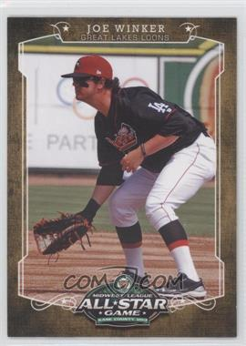 2012 Grandstand Midwest League All-Star Game - [Base] #N/A - Joseph Winker