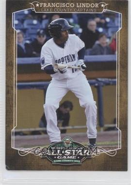 2012 Grandstand Midwest League All-Star Game #N/A - Francisco Lindor