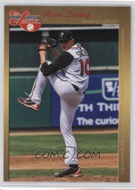 2012 Grandstand Midwest League Top Prospects #AASA - Aaron Sanchez