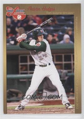 2012 Grandstand Midwest League Top Prospects #AUHE - Austin Hedges