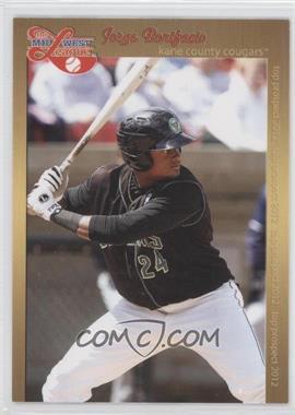 2012 Grandstand Midwest League Top Prospects #N/A - Jorge Bonifacio
