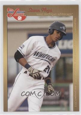 2012 Grandstand Midwest League Top Prospects #N/A - Jorge Bonifacio