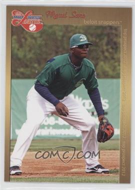 2012 Grandstand Midwest League Top Prospects #N/A - Miguel Sano