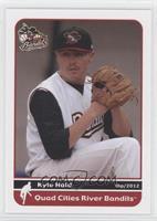 Kyle Hald