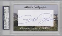 Pete Rose /25 [PSA/DNA Certified Auto]